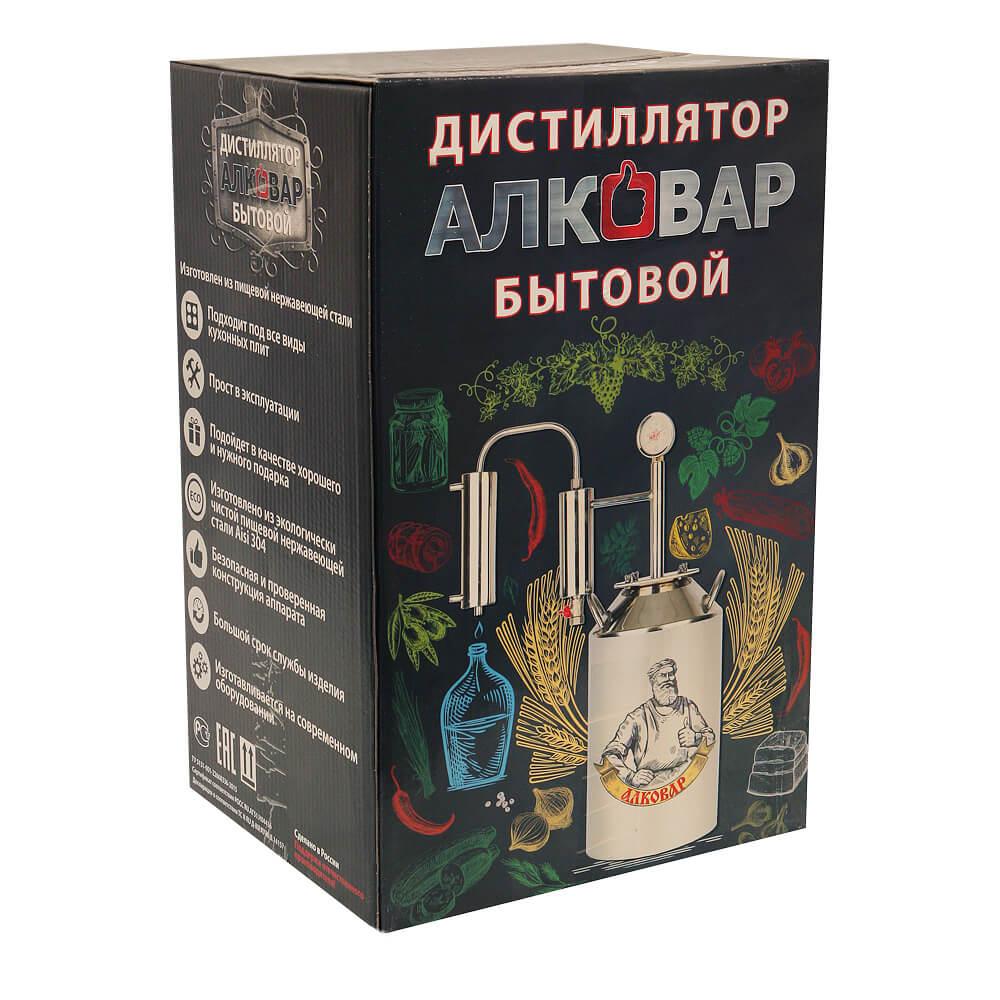 Упаковка Алковар КрепышОк