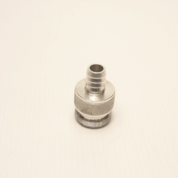 Дивертор на кран с переходником, 12 мм