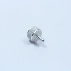 Дивертор на кран с переходником, 6 мм, вид сбоку