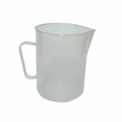 Мерный стакан, полипропилен, 1000 мл с ручкой