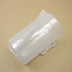 Мерный стакан, полипропилен, 2000 мл, фото 2