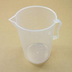 Мерный стакан, полипропилен, 2000 мл