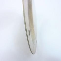 Крышка на куб Алковара, 4 отв., глухая, вид сбоку
