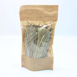 Набор трав и специй Зубровка, вид с обратной стороны пакета