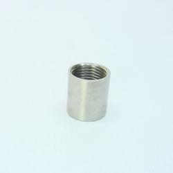 Ниппель приварной 1/2 дюйма, 25 мм, вид сбоку
