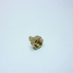 Переходник 1/2 вн.резьбы на штуцер 8 мм вид снизу