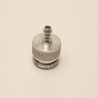 Дивертор на кран с переходником, 8 мм