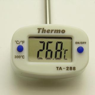 экран термометра TA-288