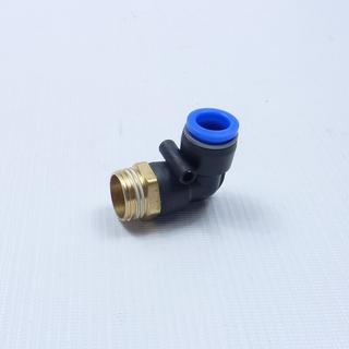Фитинг угловой для шланга 8х12, фото 3