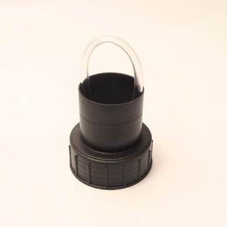 Гидрозатвор для 22 л бутыли черный