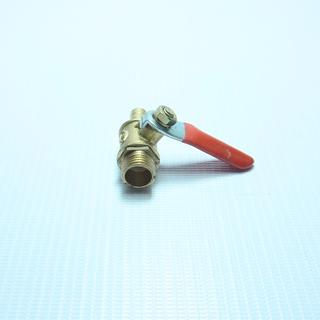 Кран 1/4 - штуцер 8 мм, фото2